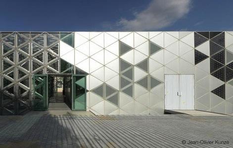 Cite du design - LIN ©Jean-Olivier Kunze