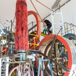 play objects // Tinguely